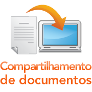 Compartilhamento de documentos
